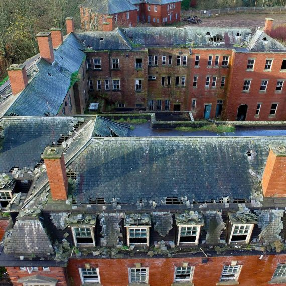 St-Mary's-Hospital-Drone-Images