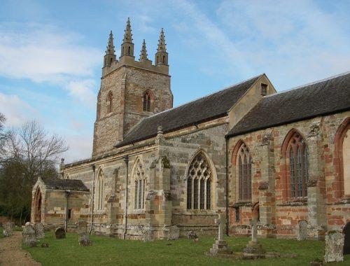 Dave Stiles, St Nicholas Church, Northamptonshire.