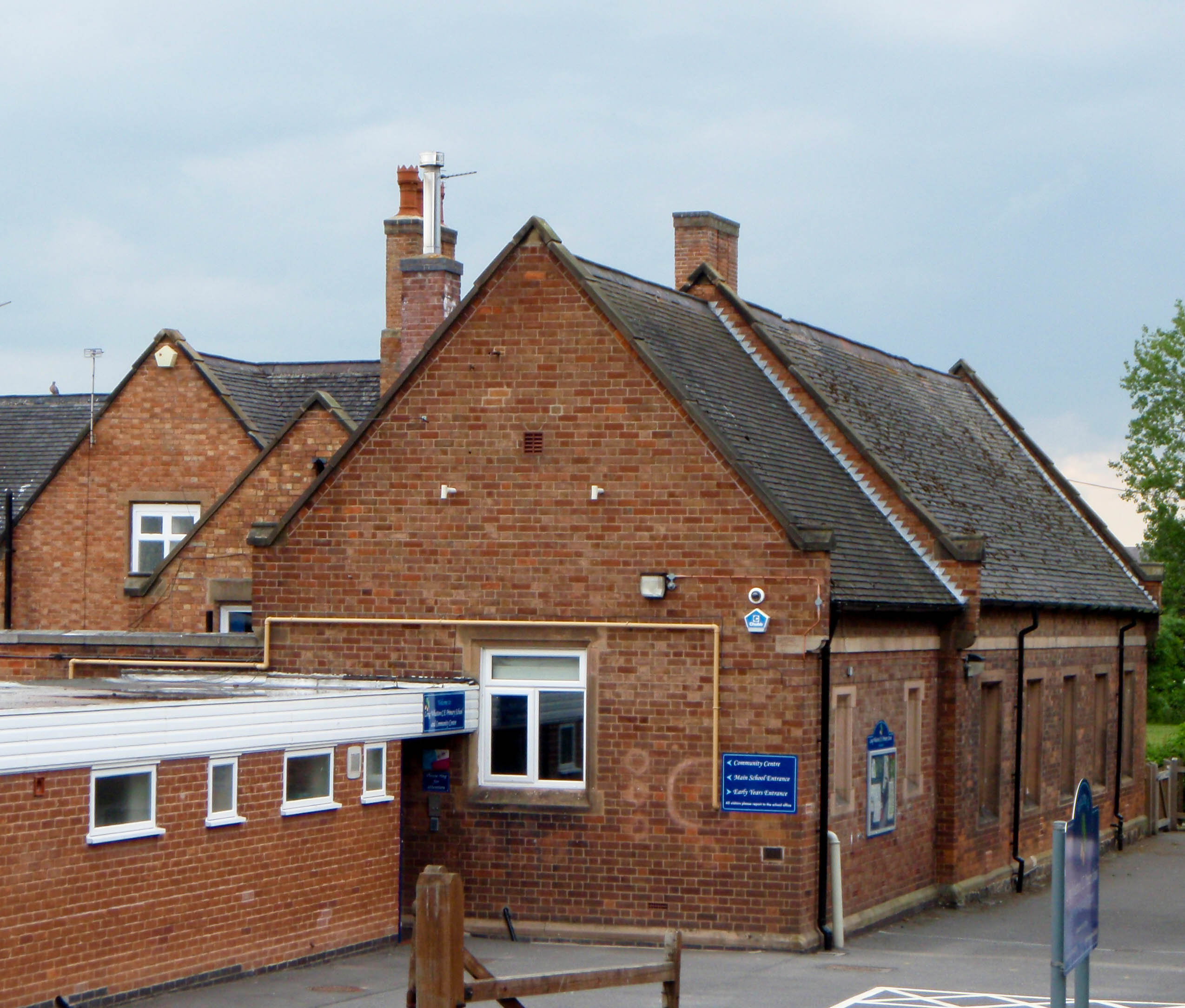 Leicestershire school