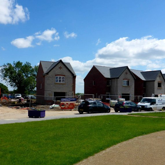 Residential-development-at-Littleover-Derbyshire