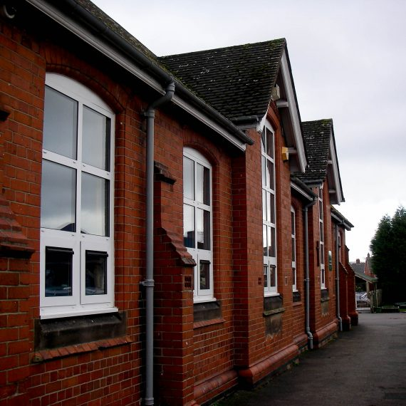 School in leicestershire