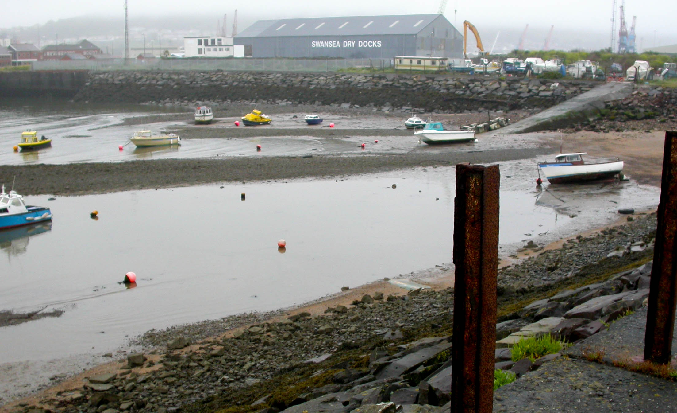 Swansea Dock
