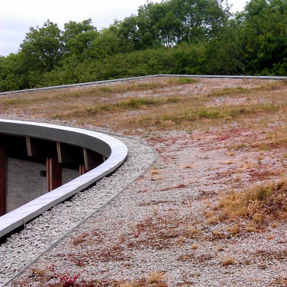 Green Roof National Stone Centre