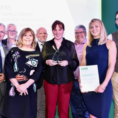 Association of noise consultants awards 2019